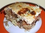 блюда из баклажанов | мусака по-гречески с баклажанами - рецепт с фото