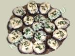 блюда из баклажанов | баклажаны с сыром и чесноком - рецепт с фото